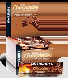Barrita chocolate-magnesio