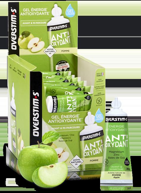 Gel antioxidante