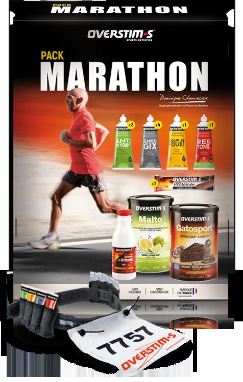 Pack maratón