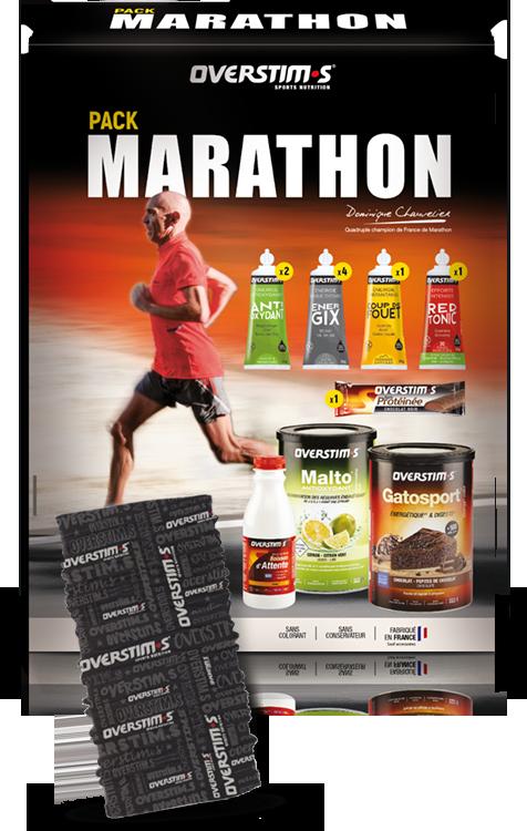 Pack Maraton